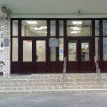 Двери с расширенным проемом
